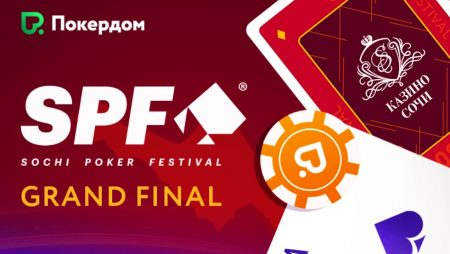 Гранд-финал Sochi Poker Festival