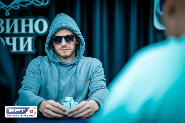 Юрий Бречалов покер