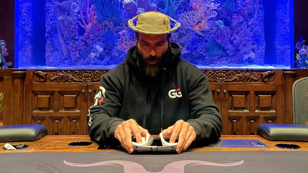 Дэн Билзерян отпразднует присоединение к GGPoker фрироллом на $100,000