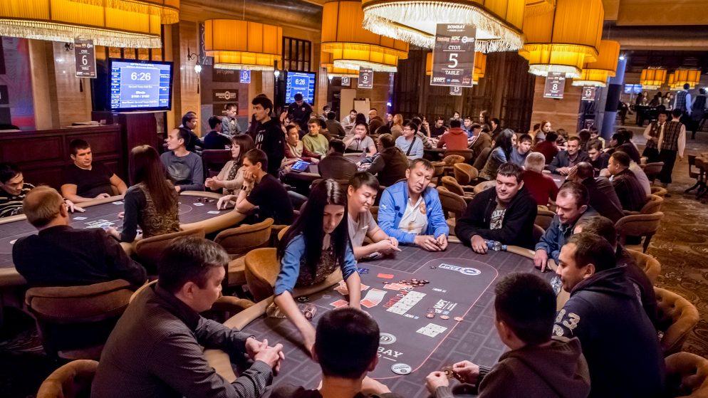 Андрей: Оффлайн покера в Казахстане не будет