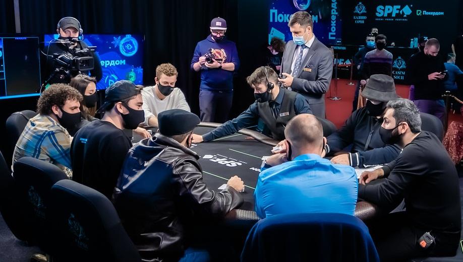 Варламов, Давидыч, Серго и другие блогеры в турнире от Покердома
