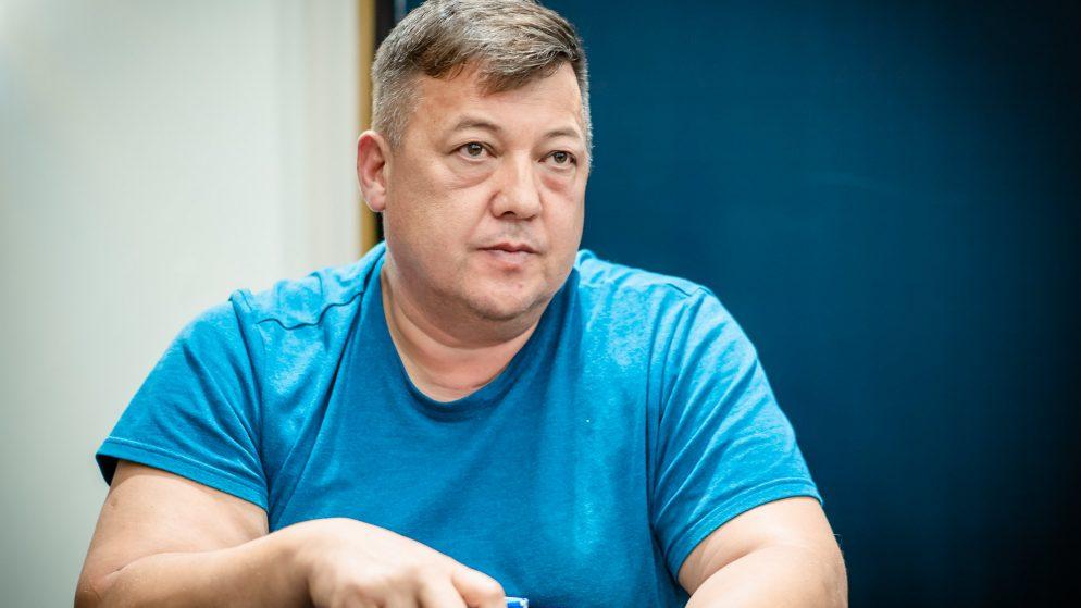 Алмат - 2 место в ЕРТ National Сочи ($60К)
