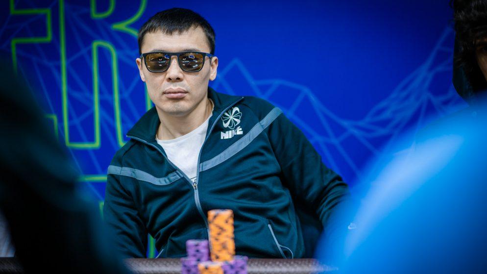 Ернат - 3 место в Главном турнире SPF Зима ($18,5К)