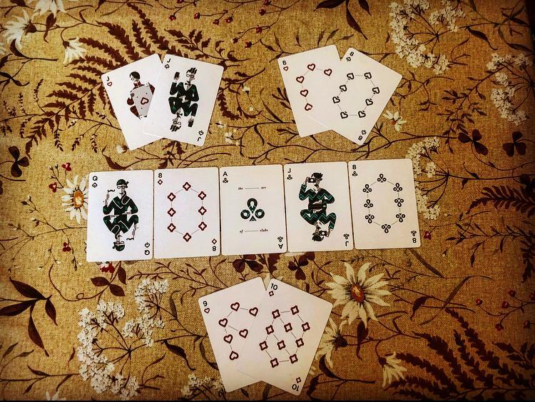 Бэд Бит Джек Пот в Покерном клубе Даймонд