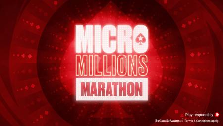 """""""DJHamonyr"""" занял 2 место в MicroMillions Marathon ($3K)"""