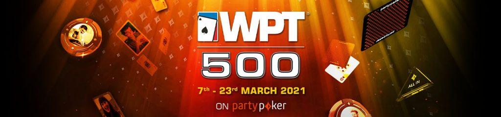 WPT500 partypoker