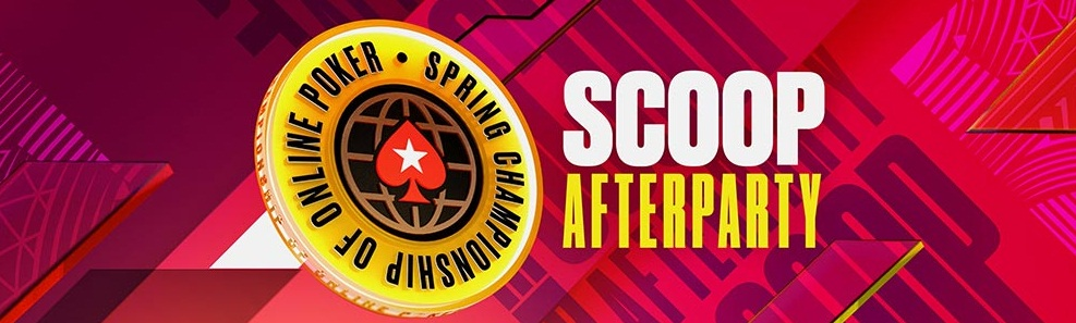 SCOOP Afterparty PokerStars