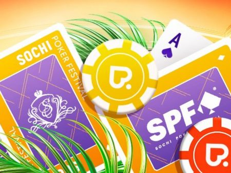 Сателлиты на Sochi Poker Festival Summer