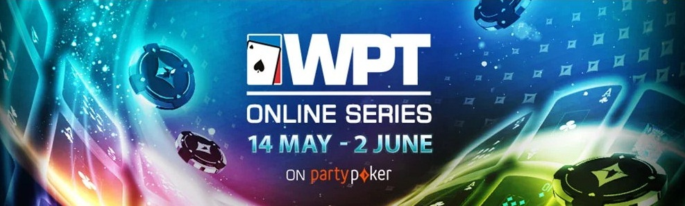WPT Online Series на partypoker