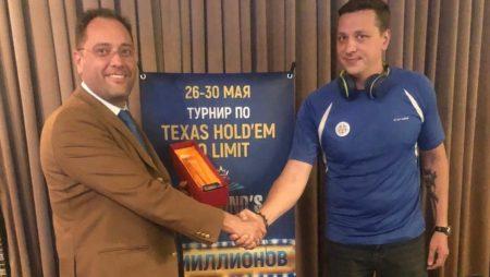 Артем – чемпион Nauryz CUP 2021!