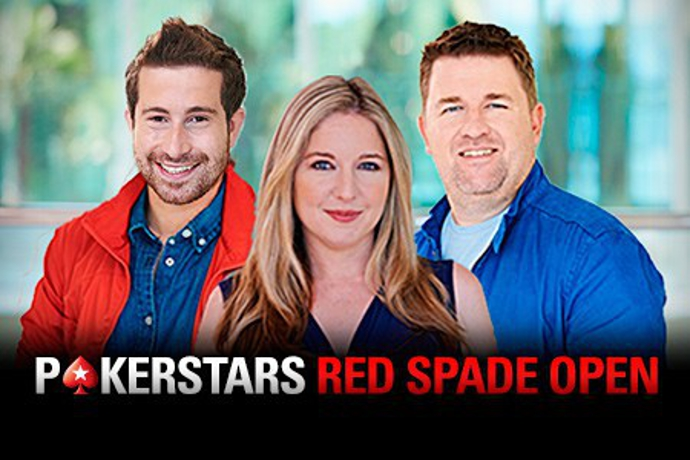 Red Spade Open 26 октября с гарантией $1,000,000