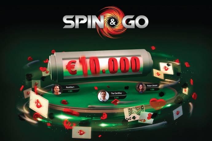 На PokerStars появились новые турниры спин-энд-гоу