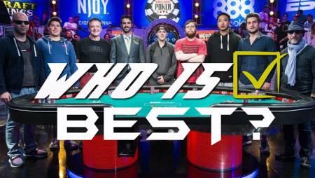 LOST WSOP Main Event 2015 — Ноябрьская девятка