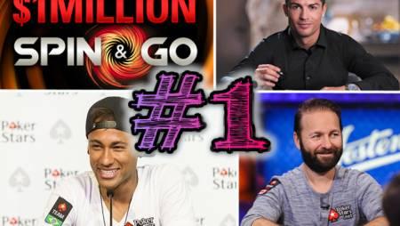 Главные события PokerStars в 2015 году, #1