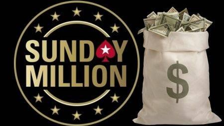 Айбек выиграл $125,000 в Sunday Million