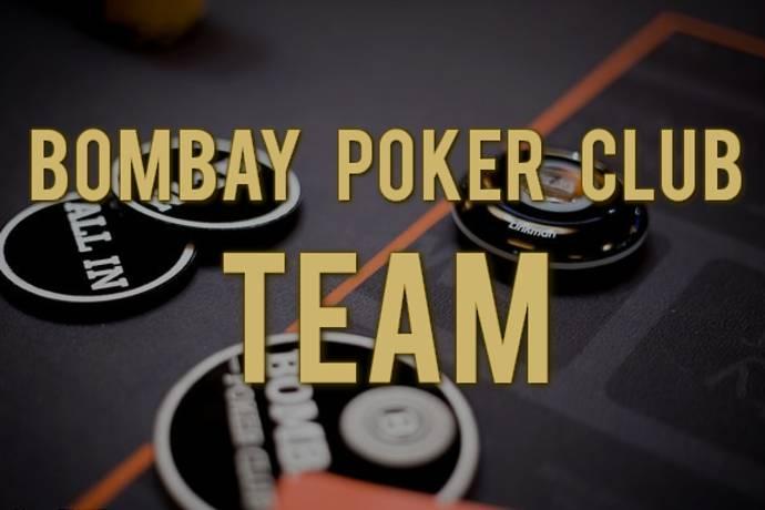 Bombay Poker Club Team, все что нужно знать