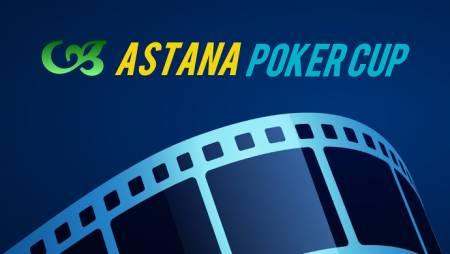 Видео финального стола Astana Poker Cup 2016