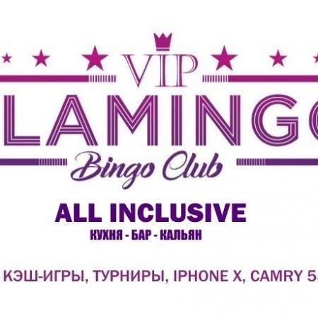 VIP-Flamingo — открытие клуба 22 февраля
