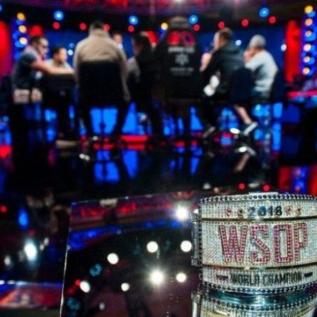 Main Event WSOP 2018. День 8 – Финал
