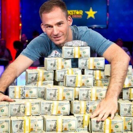 Джастин Бономо выиграл Big One for One Drop с бай-ином $1,000,000