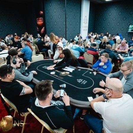 partypoker MILLIONS Russia: август'18. День 3