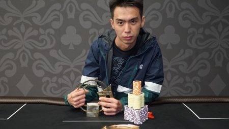 Данияр «Студент» выиграл Баунти турнир MILLIONS в Сочи