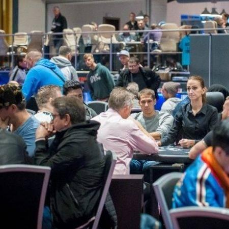 WSOP Europe: €10,350 Main Event. День 1А