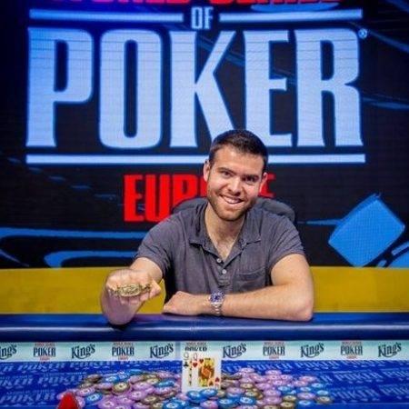 WSOP Europe: €10,350 Main Event. День 6 (Финал)