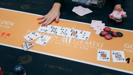 Golden Poker Million: ноябрь-декабрь'19. День 1