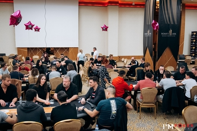 Golden Poker Million: ноябрь-декабрь'19. День 2