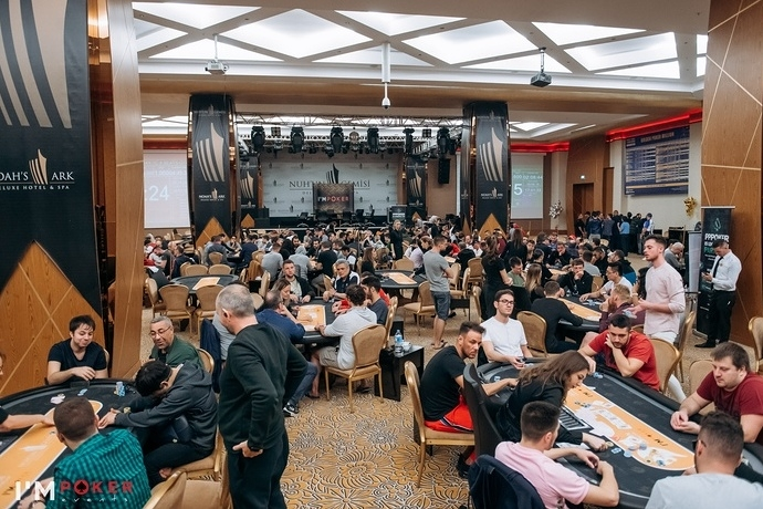 Golden Poker Million: ноябрь-декабрь'19. День 7