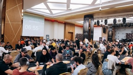 Golden Poker Million: ноябрь-декабрь'19. День 8