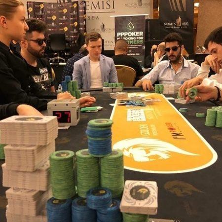 Golden Poker Million: ноябрь-декабрь'19. День 10