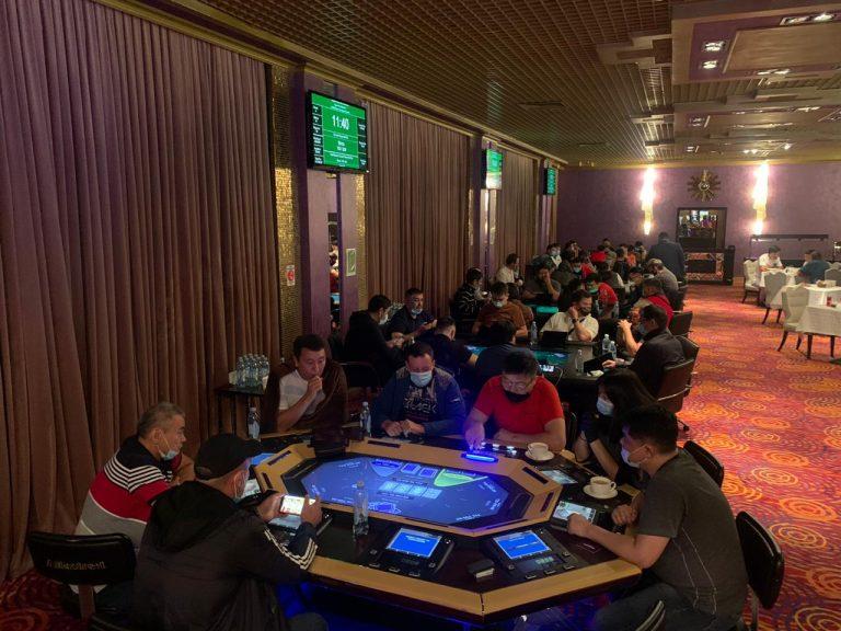 Оффлайн покер в Казахстане