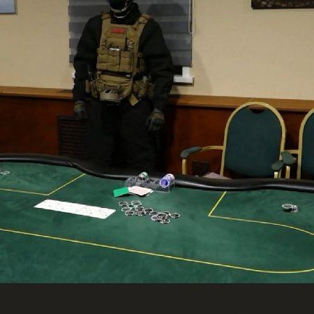 В Алматы закрыли подпольный покерный клуб (видео)
