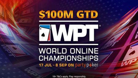 """3DTemujiN"" занял 5 место в турнире WPT Online Championships ($123К)"