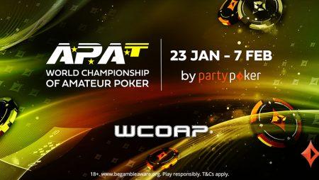 Чемпионат мира по покеру среди любителей: гарантия 750К