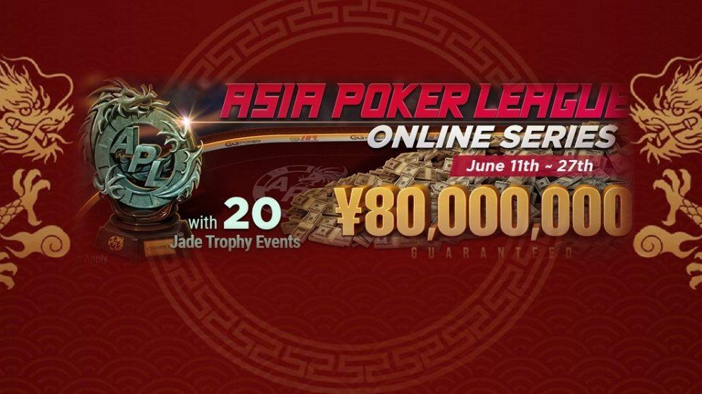 Asian Poker League на GGpokerok: гарантия $12,500,000