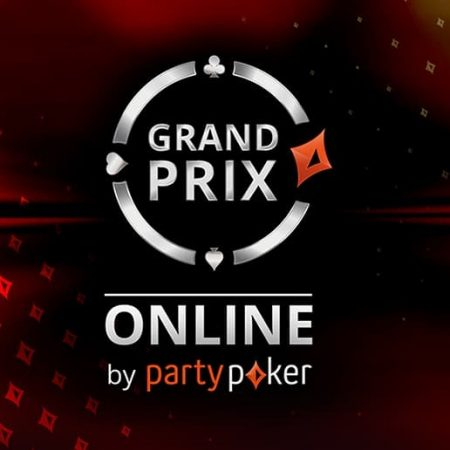 Grand Prix KO Online с гарантией $2,200,000