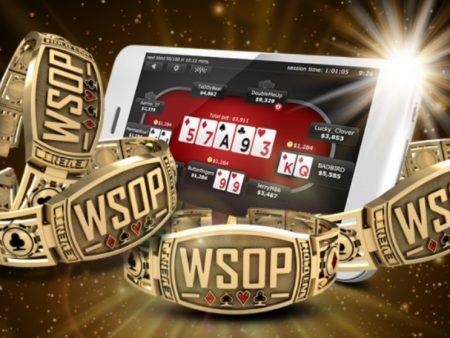 WSOP Online 2021 – 33 браслета от $50