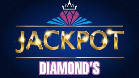 "Три Джекпота за 2 дня в ПК ""Diamond's"""