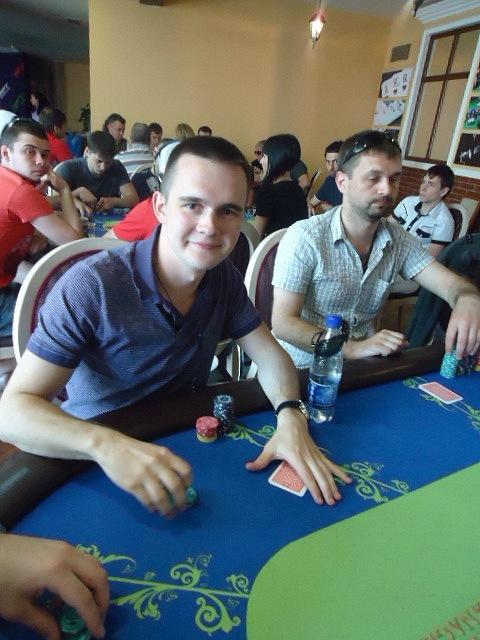 Никита Бодяковский PokerMatch UA Millions