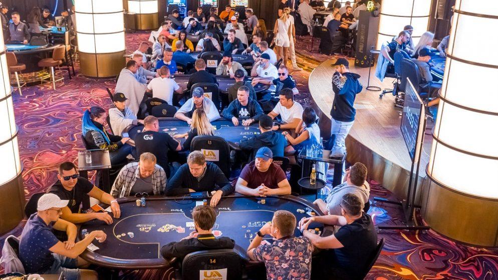 """Paks13"" на PokerMatch UA Millions в Одессе #2"