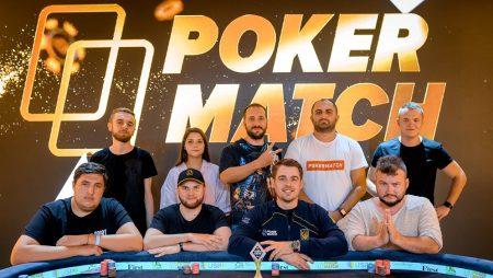 """Paks13"" на PokerMatch UA Millions в Одессе #3"