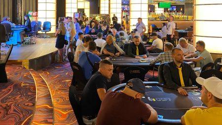 """Paks13"" на PokerMatch UA Millions в Одессе"
