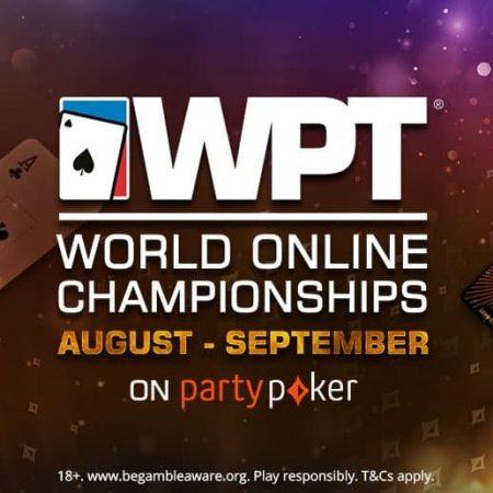 WPT World Online Championships: $5М гарантии в Мейн Ивенте