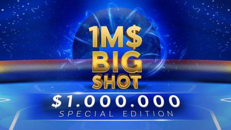 Big Shot Special Edition с гарантией $1,000,000