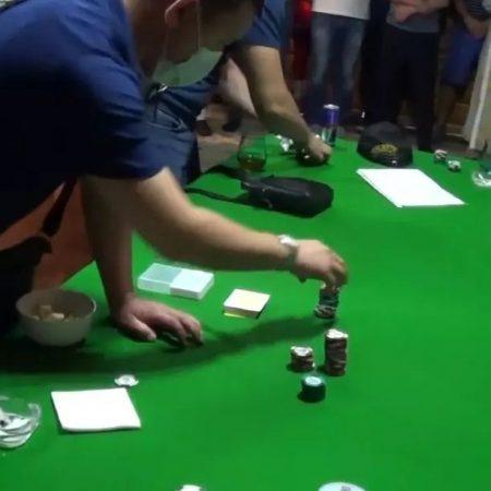 В Алматы накрыли подпольный покерный клуб (видео)