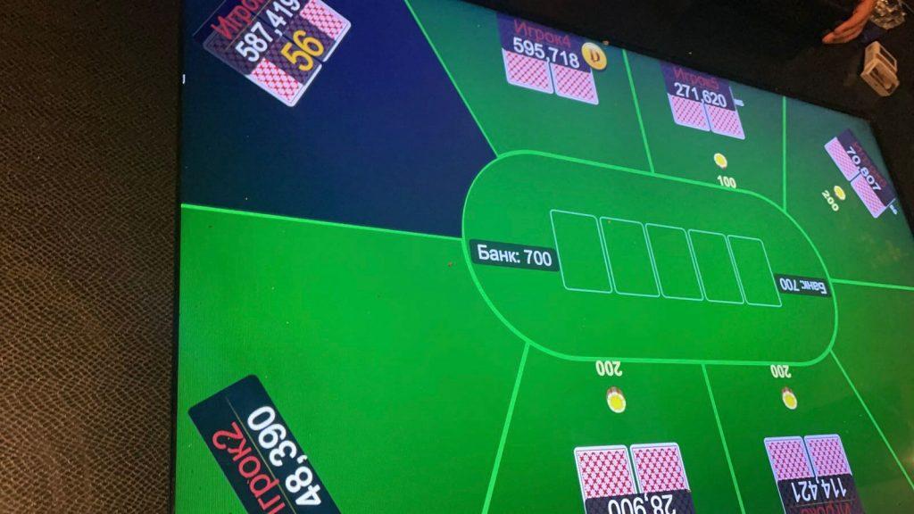 Живой покер в Казахстане