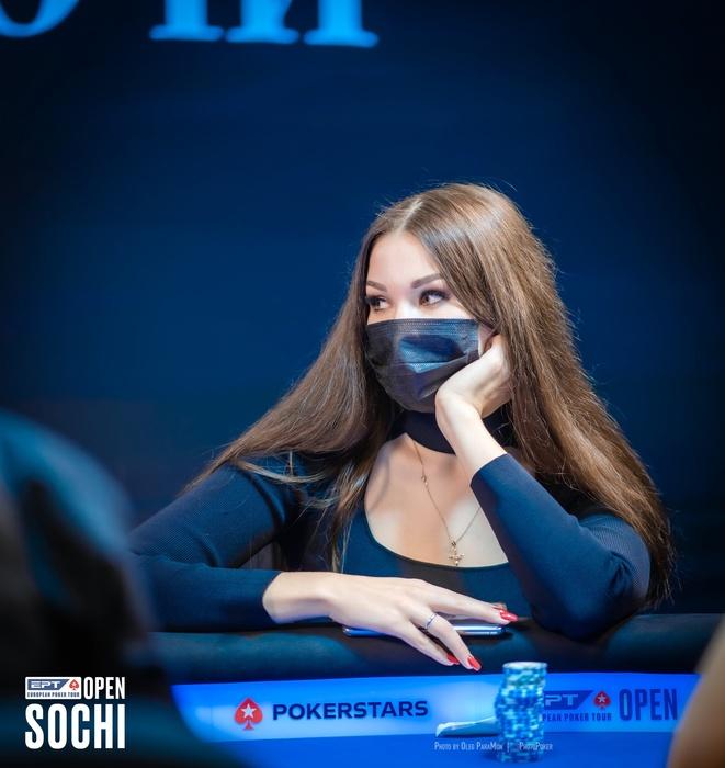 Дарья Крашенникова